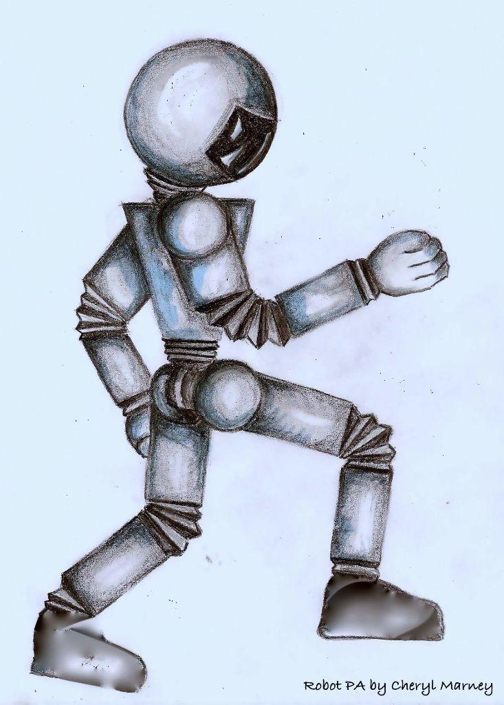 robot personal assistant CM