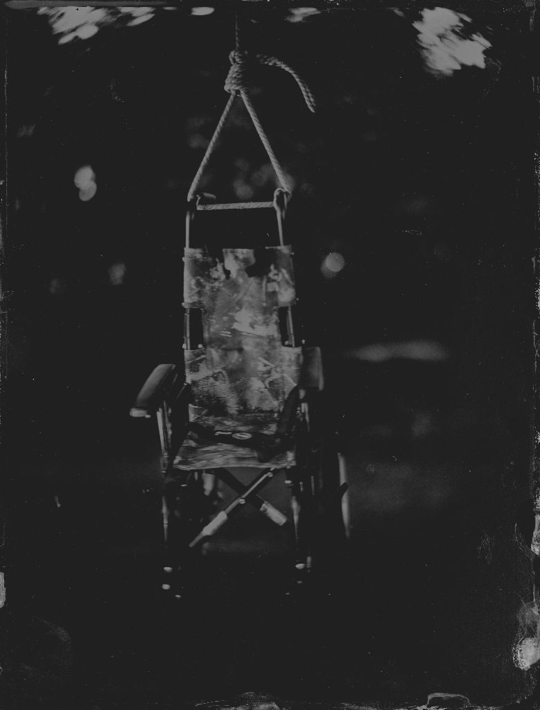 Hanging in the Balance Selway & Nash, Wet Plate, 1 of 5