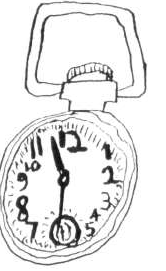 Clock (c) Mreadz