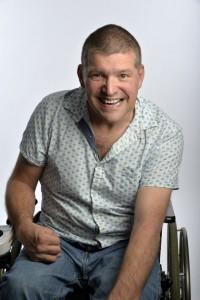 Laurence by Steve Ullathorne